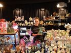 Treasures showcased at the Antique, Vintage and Retro Fair