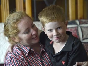 Boy, 8, comes to mum's rescue after farming accident