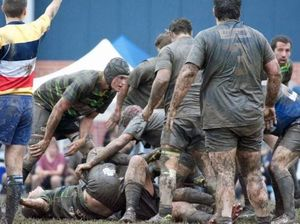 Vikings and Marlins are muddy marvellous in rugby slogfest