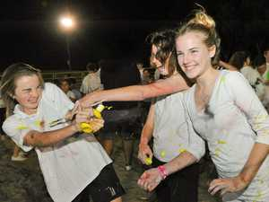 Paint Party pulls crowd