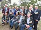 Opening of the Toogoom and District RSL Sub Branch - members of Delta Company 6RAR get together for the occasion. Photo: Alistair Brightman / Fraser Coast Chronicle