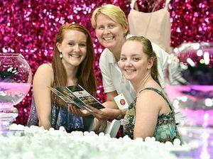Brides inspired at Coast expo