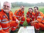 SES crews focus on navigation, communication