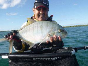 COLUMN: Kayak fishers have advantage of hard to reach spots