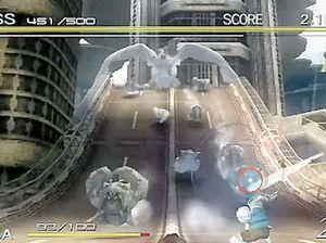 Strange plot but plenty of Wii action