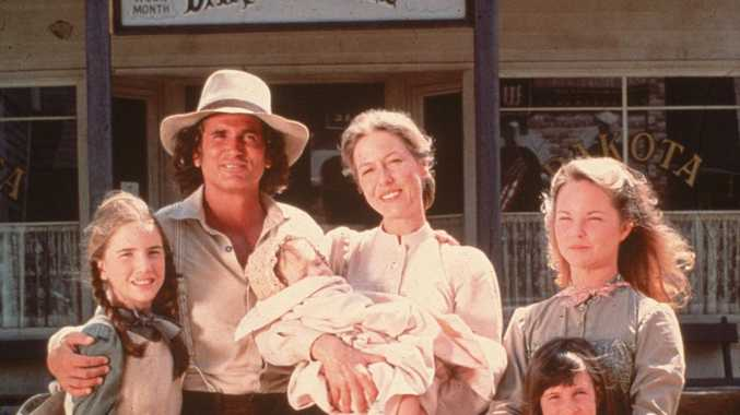 Little House on the Prairie is a wonderful television series, even today. 