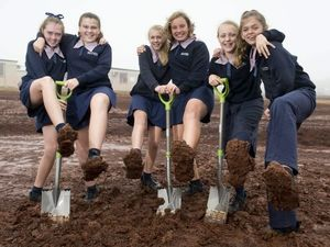 Mary MacKillop Catholic College extension starts