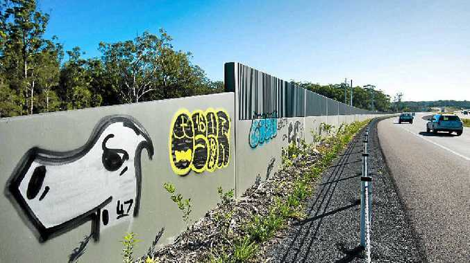 CONCERNS: Despite a rise in reports of graffiti and tagging, a new approach is delivering positive results to address the issue.