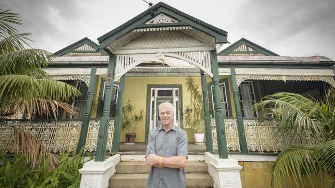 HISTORIC SALE: The new owner of Uloom on Bent Street in South Grafton, Steve Dobbs, paid $305,000 for it at auction on Saturday.