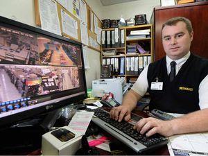 WATCH: CCTV camera captures rising crime at IGA