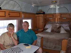 SA couple keeps caravanning lifestyle alive