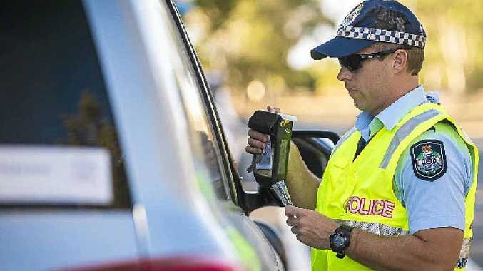 Two men have been charged with assaulting a police officer in Tara over the weekend.