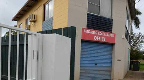 CLOSED UP: Bundaberg Blocks and Pavers has gone into liquidation. Photo: Mike Knott / NewsMail