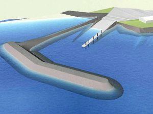 Boat ramp tender