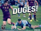 Josh Dugan gets the Blues to a 26-18 lead with 9 minutes to go.