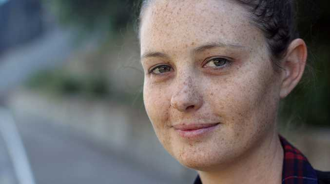 At 26-years old, Jess achieved her dream of joining the QPS, a far cry from the 15-year-old who was planning her own funeral.