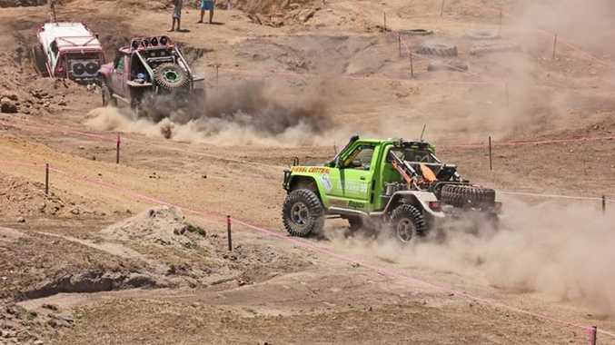 Teams compete over 10 stages which consist of water hazards, winching, block winching, high speed work and GPS navigation.