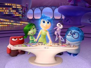 Movie review: Inside Out is colourful and entertaining