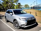All new Mitsubishi Outlander, exclusive to Tropical Auto Group. Photo Tamara MacKenzie / The Morning Bulletin