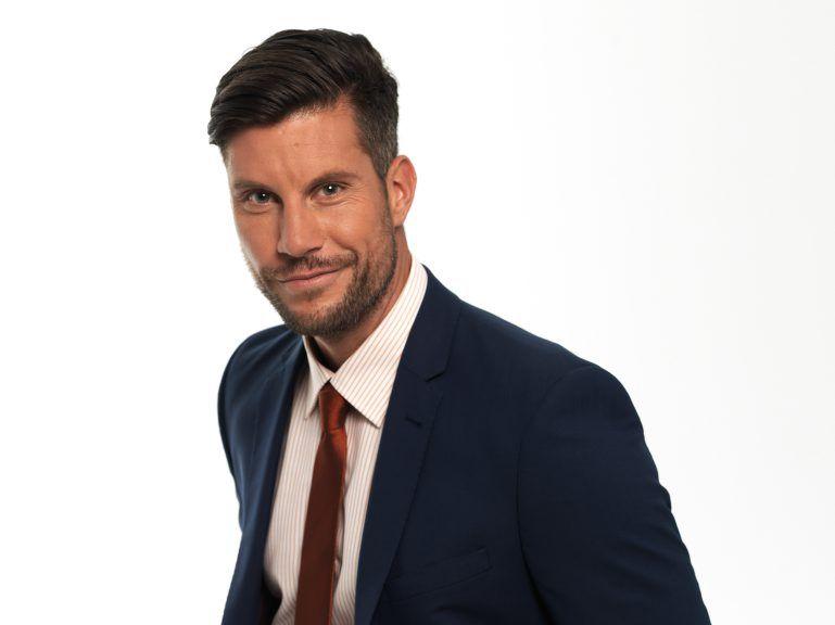 Star of The Bachelor of season three Sam Wood.