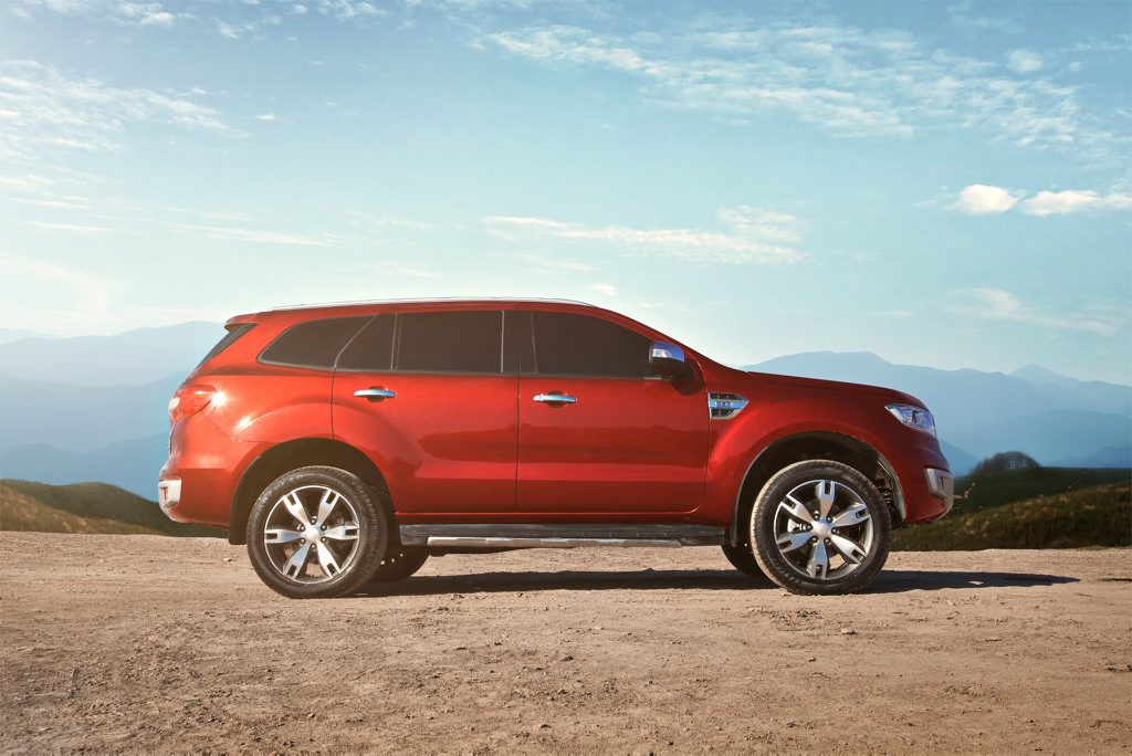 THE SUMMIT: Ford's new Everest SUV will be the priciest Blue Oval product for sale in Australia