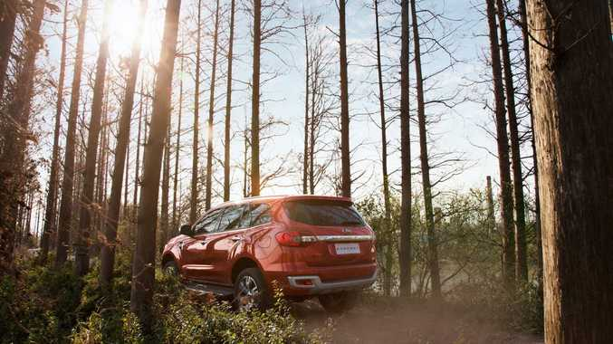 PRADO CHALLENGE: Ford's new Everest will take on Toyota's Prado