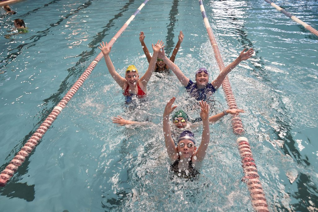 Summer accelerator swim blocks coming to The Glennie Aquatic Centre on December 14.