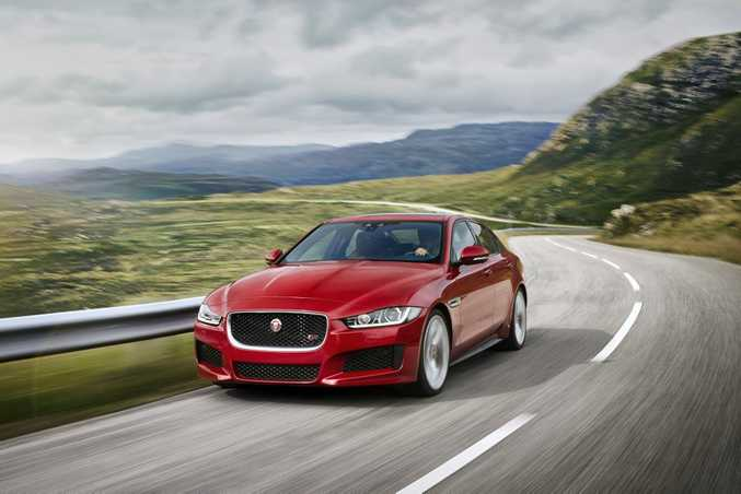 FAST CAT: XE S with F-Type-derived 250kW supercharged V6 hits 100km/h in 5.1-seconds, and costs $104,200.