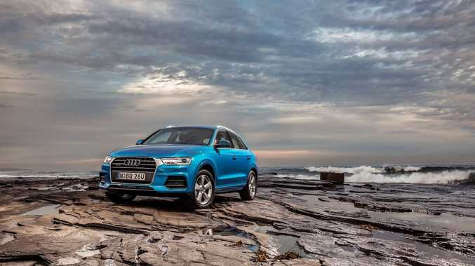 INCREASED APPEAL: Australia's premium compact SUV best-seller the Audi Q3 has updated design, more kit and choice of two diesel and two petrol engines.