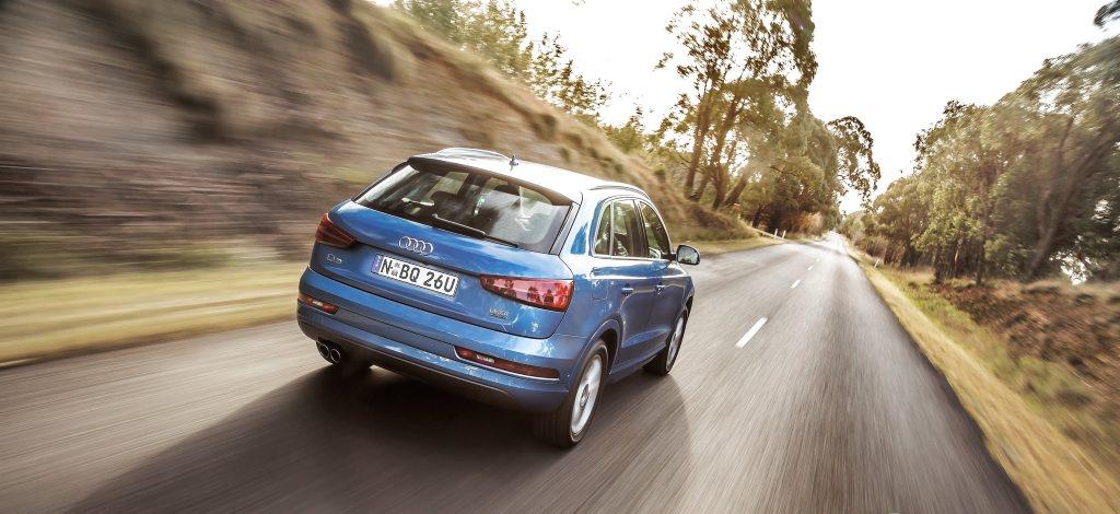 2015 Audi Q3. Photo: Contributed