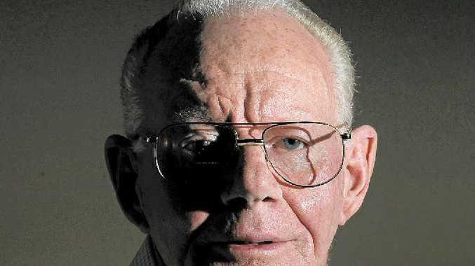 STING: Former Grafton jail governor John Heffernan.