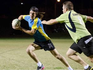 Gympie touch gears up for a big weekend of finals