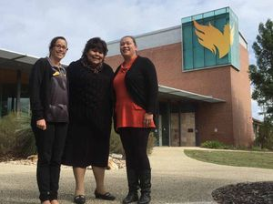 Mentors inspire young Indigenous students