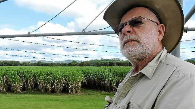IMPORTANT MOVE: Koumala cane farmer Serg Berardi says getting a code of conduct surrounding sugar marketing is critical.