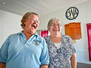 VIDEO: No dance floor stalling at CWA hall