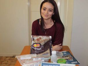 Laura is hungry for a week in order to help the Burmese