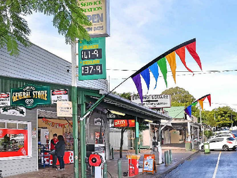 BUSINESS QUESTIONS: The hinterland town of Eumundi considers what makes good commerce.