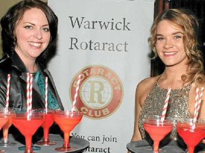 Cocktails for charity help combat poverty