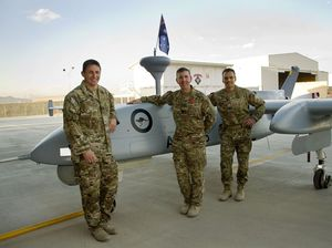 RAAF to fly remotely piloted aircraft out of Rockhampton