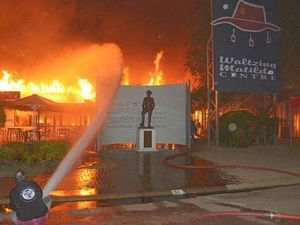 Waltzing Matilda museum in Winton razed by fire