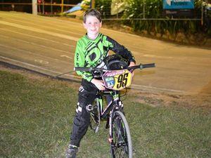 VIDEO, PHOTOS: Matthew has his dream bike