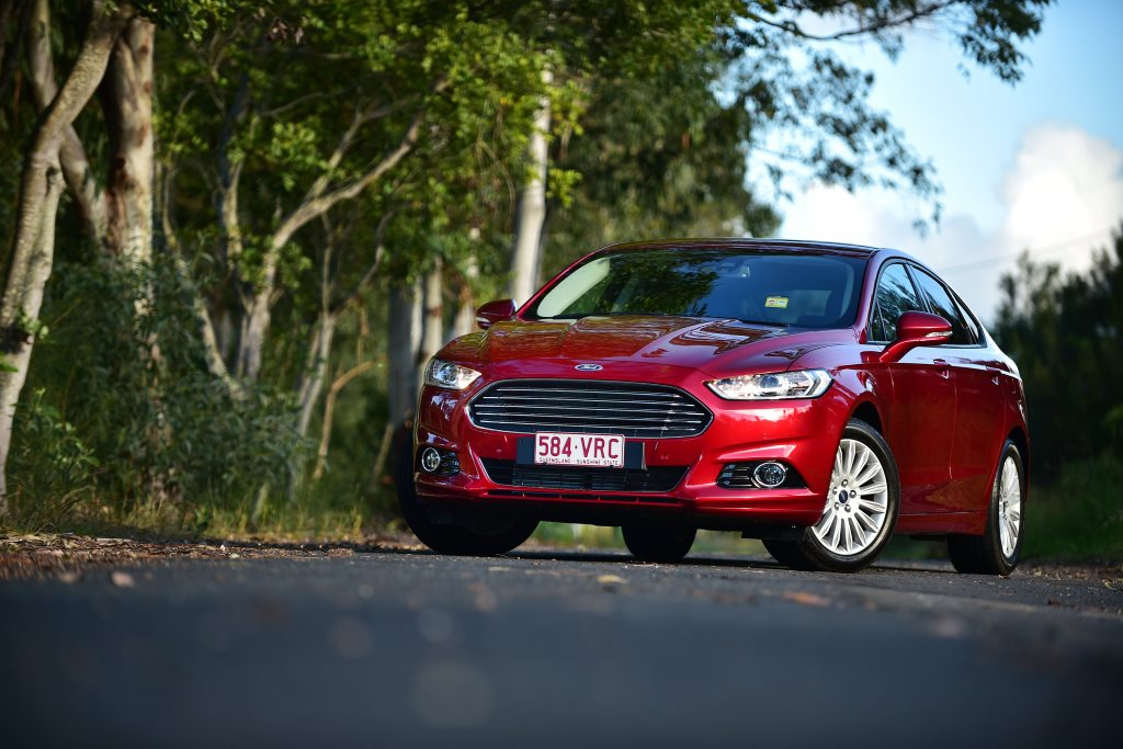 2015 Ford Mondeo Trend. Photo: Iain Curry / Sunshine Coast Daily