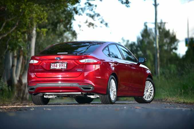 2015 Ford Mondeo Trend Hatch