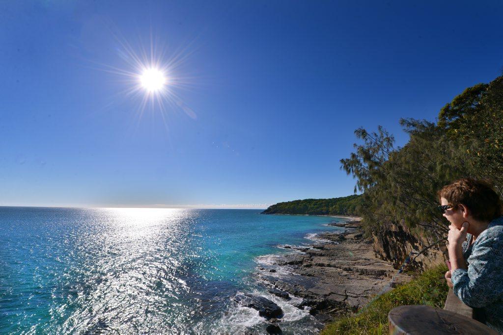 Noosa National Park. Tea Tree Bay.Photo: John McCutcheon / Sunshine Coast Daily