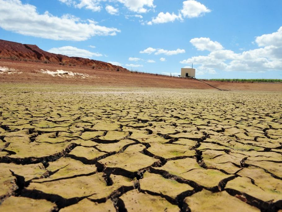 More than 80% of Queensland is drought declared