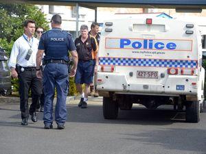Police rush to Bundy High