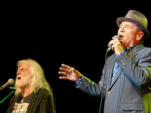 Super duo to churn out hits at Nambour
