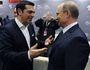 Tsipras woos Putin as Greeks rush for their savings