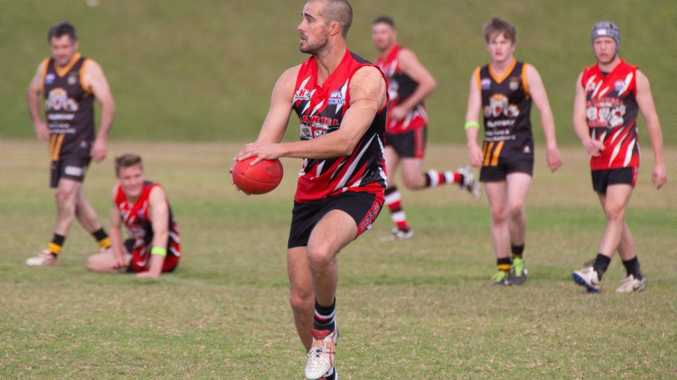 Sawtell/Toormina handed out a 143 point thrashing to Grafton in opening round of the AFL North Coast season.