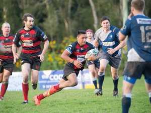 Rugby: Snappers v SCU Marlins